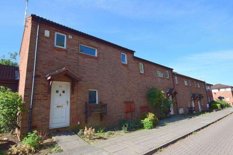 3 Bedrooms End Of Terrace House for sale in The High Street, Two Mile Ash, Milton Keynes