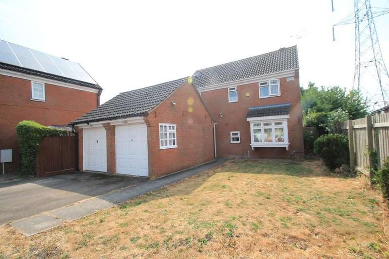 3 Bedrooms Detached House for sale in Miles End, Aylesbury