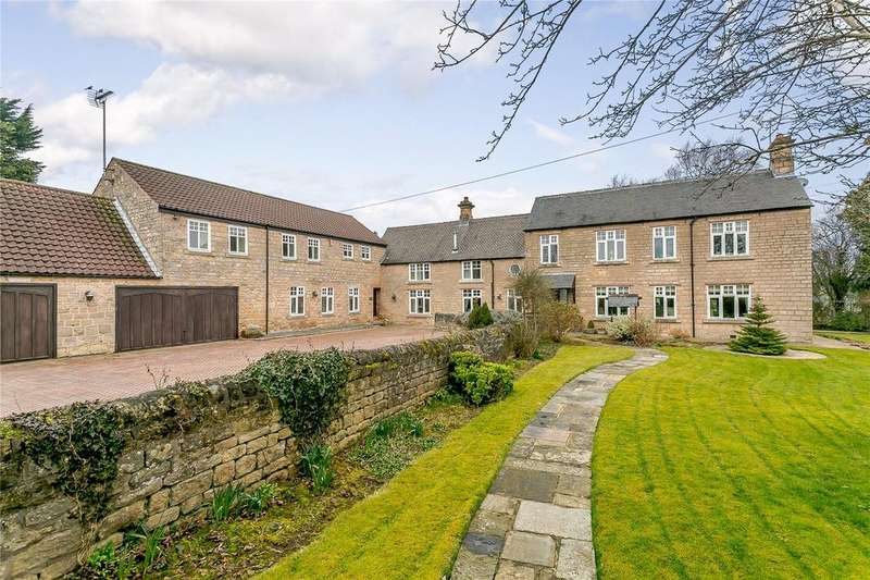 5 Bedrooms Detached House for sale in Upper Langwith, Mansfield, Nottinghamshire, NG20