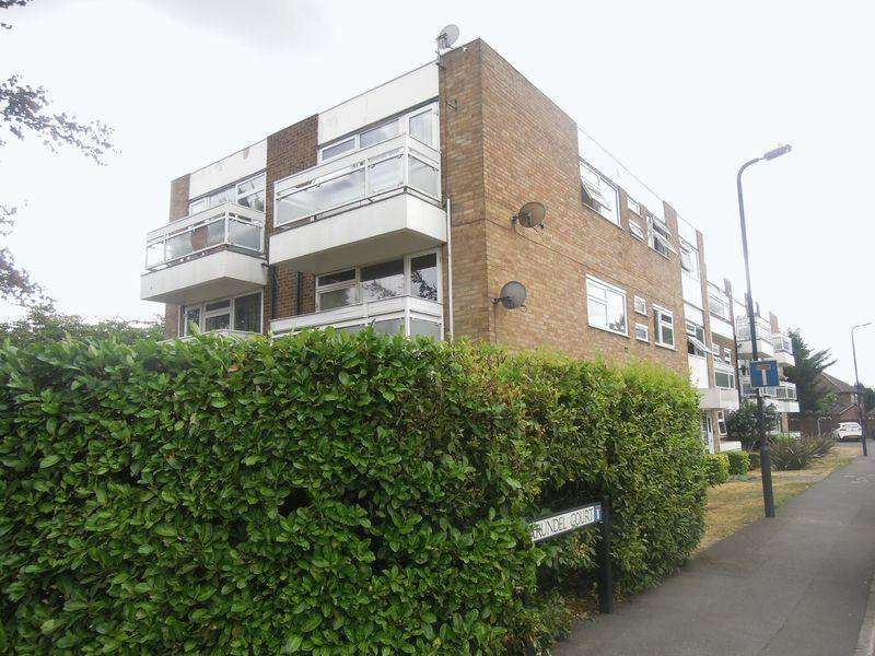 1 Bedroom Flat for sale in Arundel Court, Castleview Catchment