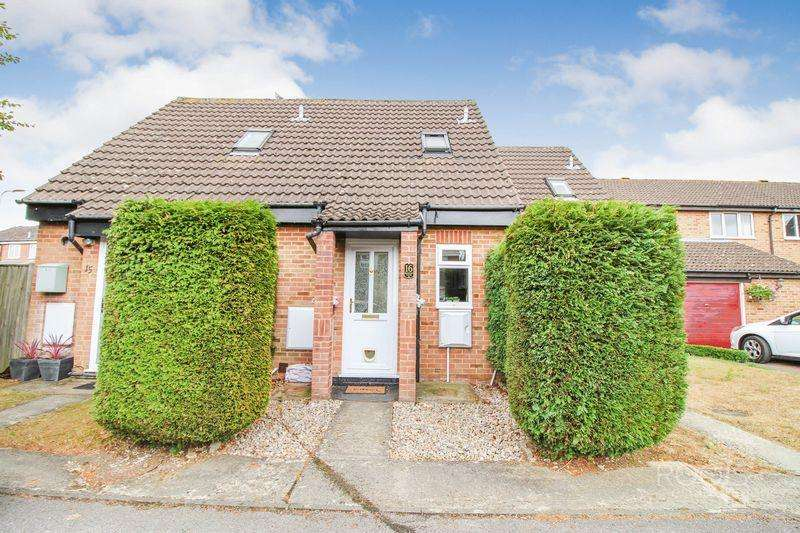 1 Bedroom Terraced House for sale in Keighley Close, Thatcham