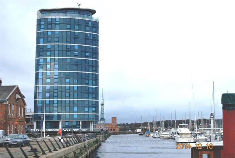 2 Bedrooms Apartment Flat for rent in MARINA POINT WEST, ST MARY'S ISLAND, CHATHAM