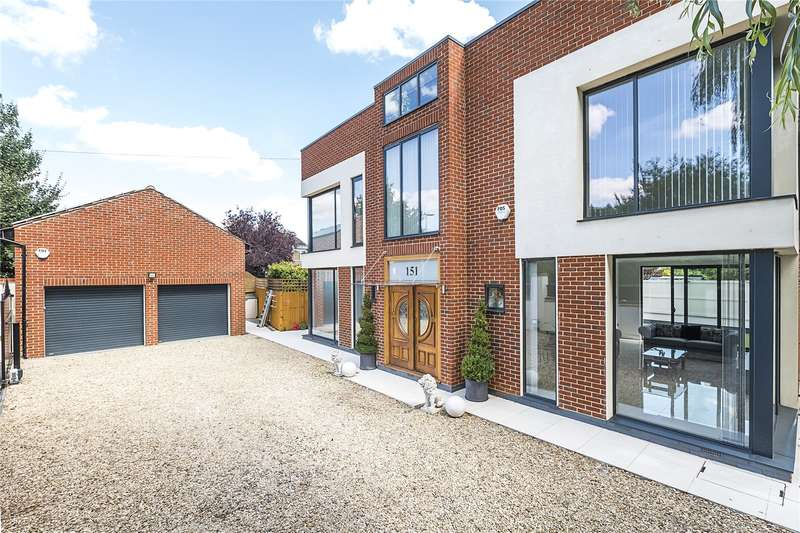 5 Bedrooms Detached House for sale in Thetford Road, New Malden, KT3