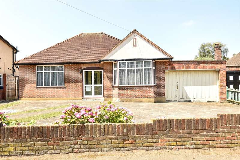 2 Bedrooms Detached Bungalow for sale in Headstone Lane, Harrow, HA2