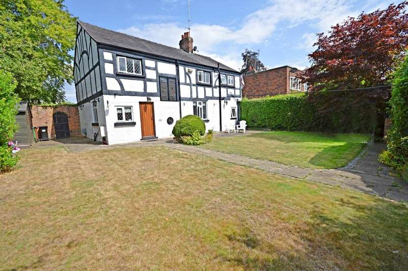 4 Bedrooms Detached House for sale in Grove Lane, Cheadle Hulme