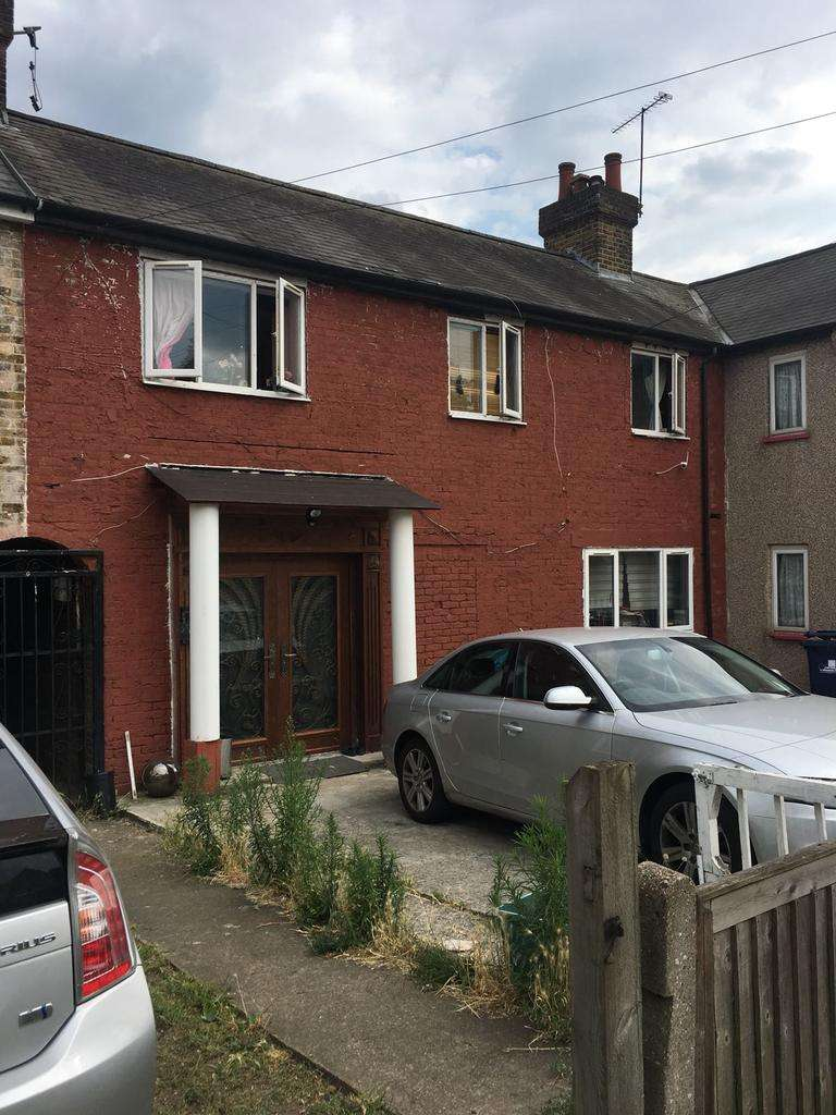 4 Bedrooms Terraced House for sale in Acton W3