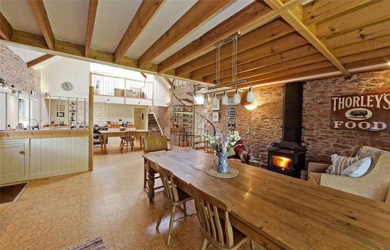 3 Bedrooms House for sale in South Downs, Stoke Gabriel, Devon, TQ9