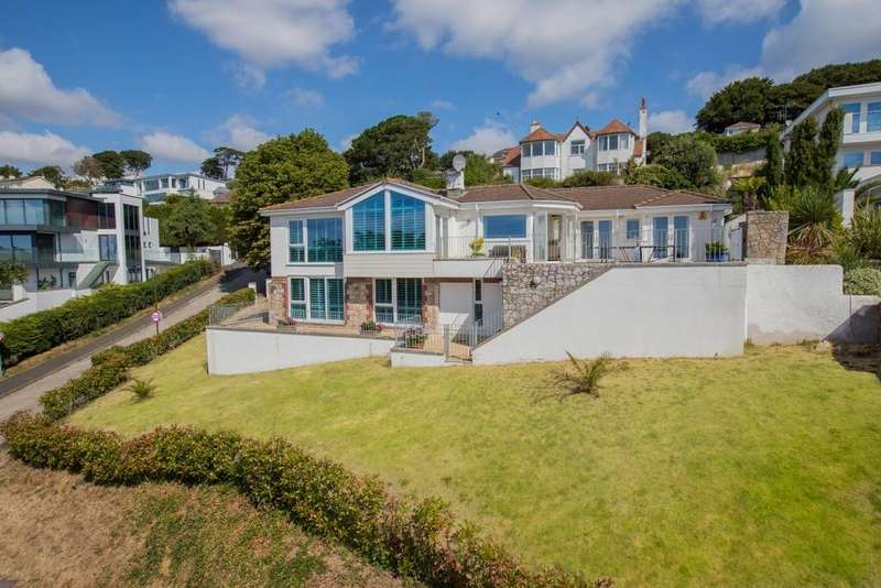 4 Bedrooms Detached House for sale in Ilsham Marine Drive, Torquay, TQ1