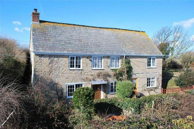 3 Bedrooms Detached House for sale in Cliff Road, Burton Bradstock, Bridport, Dorset, DT6