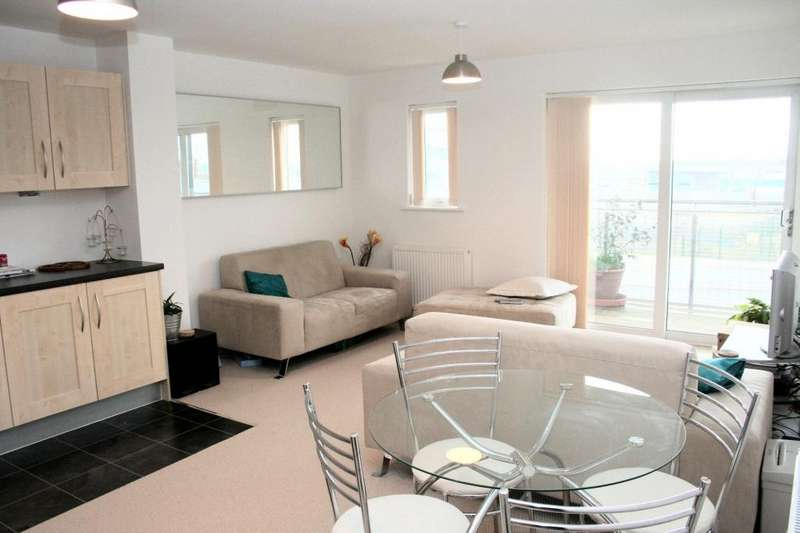 2 Bedrooms Apartment Flat for sale in The Cube, 2b The Waterfront, Sport City, Manchester, M11