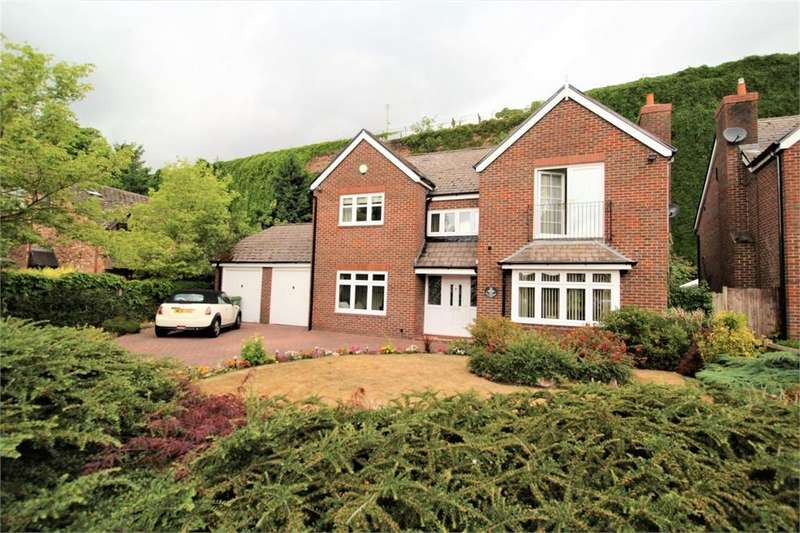 5 Bedrooms Detached House for sale in The Old Quarry, Woolton Village, LIVERPOOL, Merseyside