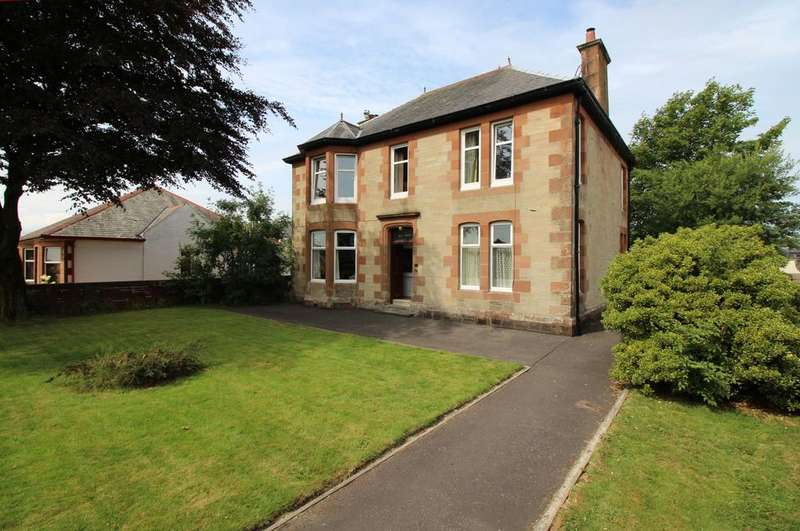 5 Bedrooms Detached House for sale in Westdene, 68 Townhead Street, Strathaven ML10 6DJ