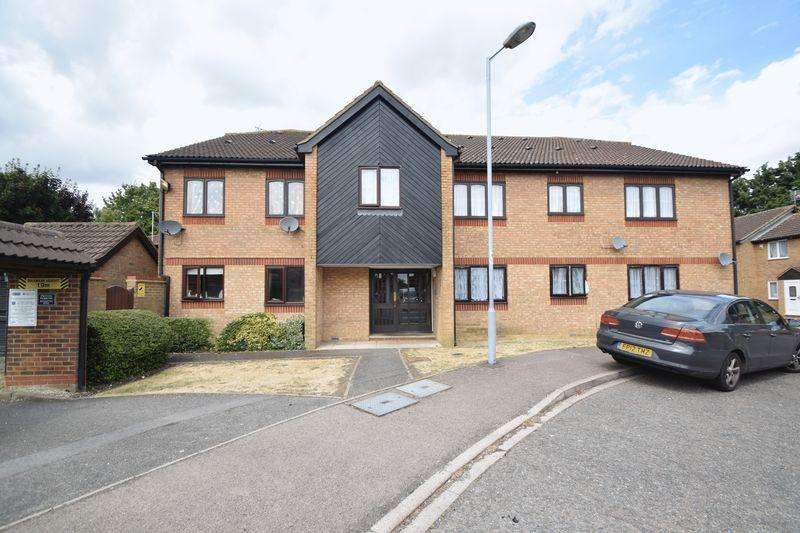 1 Bedroom Flat for sale in Rodeheath, Luton