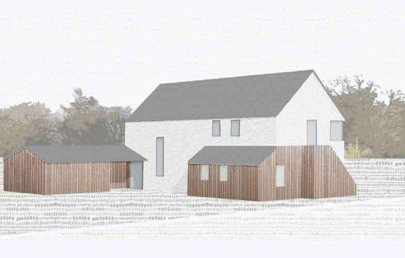 Land Commercial for sale in Bwlchygroes, Llanfyrnach