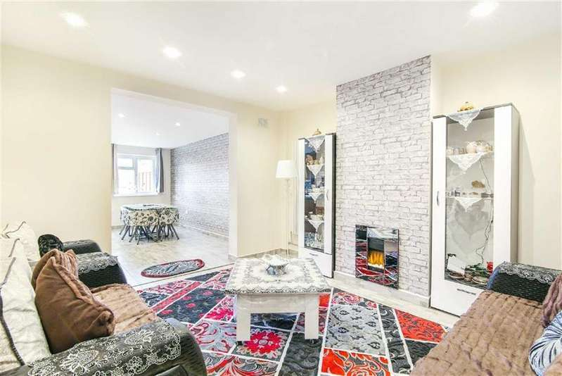 4 Bedrooms House for sale in Flexmere Road, Tottenham, London
