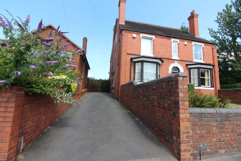 3 Bedrooms Semi Detached House for sale in Wolverhampton Rd West, W-hall