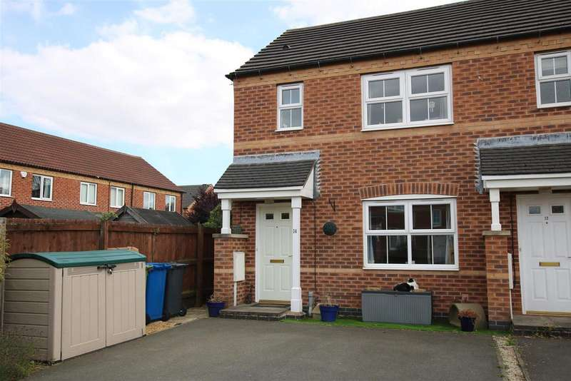 3 Bedrooms Detached House for sale in Flinders Way, Cherry Willingham, Lincoln