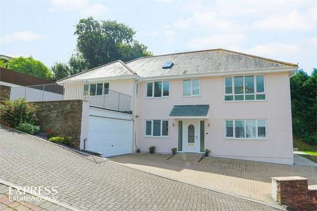 4 Bedrooms Detached House for sale in Allotment Gardens, Kingsbridge, Devon