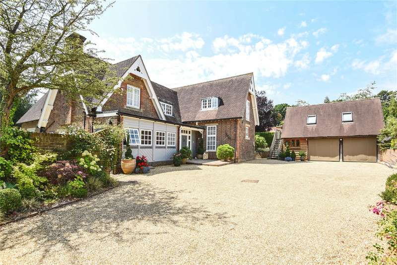 5 Bedrooms Detached House for sale in School Lane, Lindfield