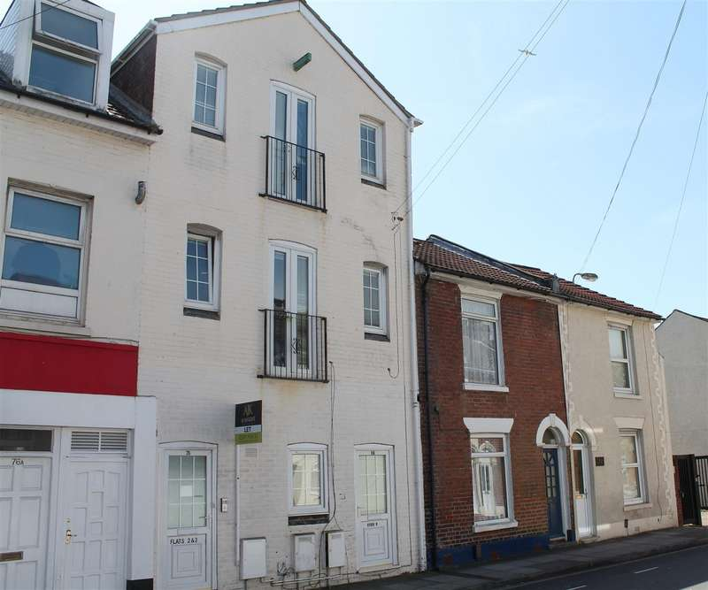 Block Of Apartments Flat for sale in Garnier Street, Portsmouth