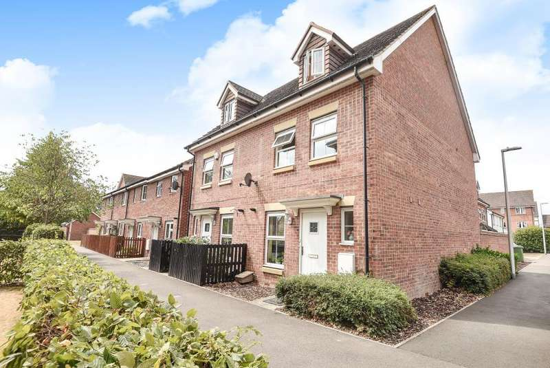 3 Bedrooms House for sale in Urquhart Road, Thatcham, RG19