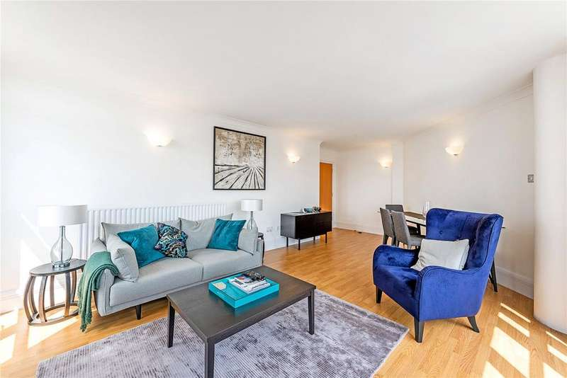 1 Bedroom Flat for sale in River View Heights, 27 Bermondsey Wall West, London, SE16