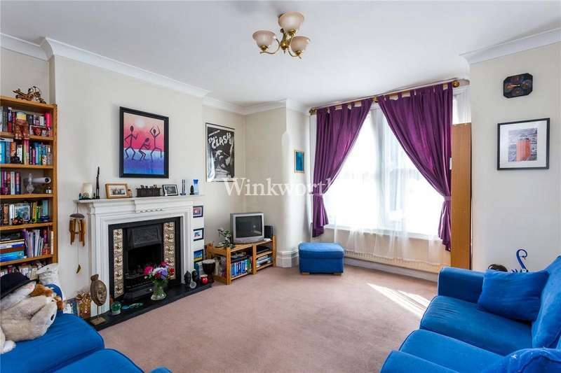 1 Bedroom Maisonette Flat for sale in Clyde Circus, London, N15
