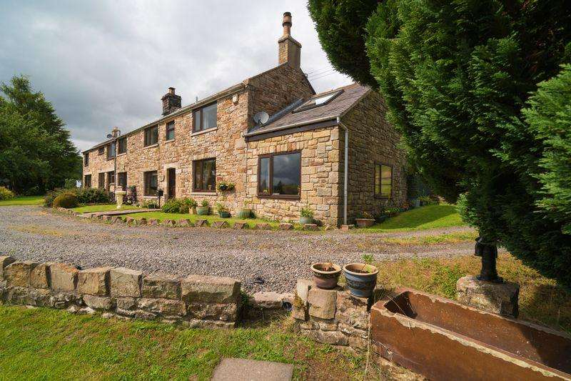 3 Bedrooms Semi Detached House for sale in Comb Hill, Haltwhistle