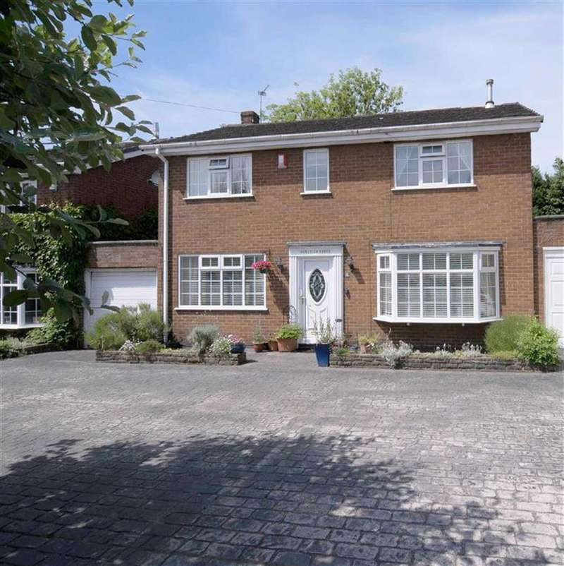 4 Bedrooms Detached House for sale in Cobbs Brow Lane, Newburgh, WN8