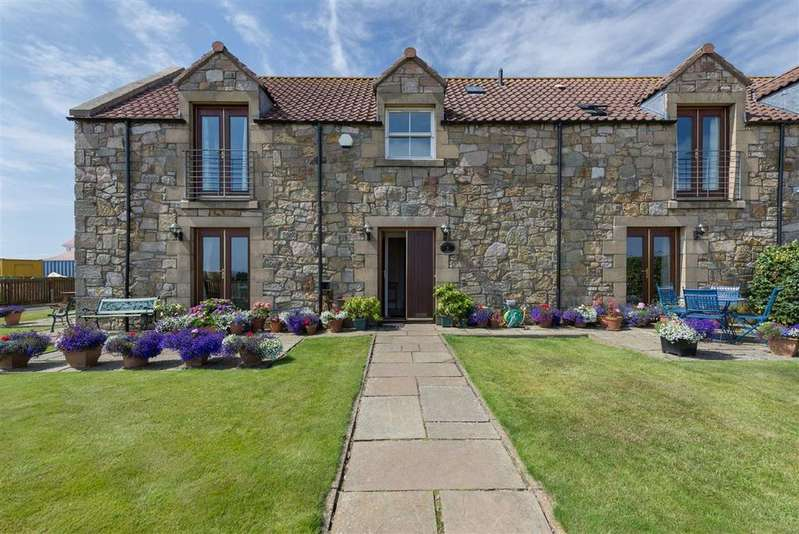 4 Bedrooms Terraced House for sale in Blacklaws Steading, Anstruther, Fife