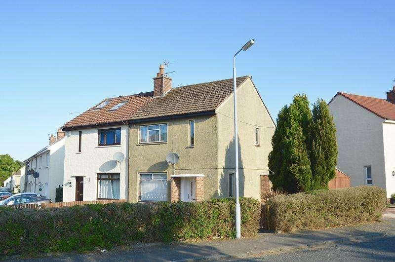 2 Bedrooms Semi-detached Villa House for sale in Craigie Way, Ayr