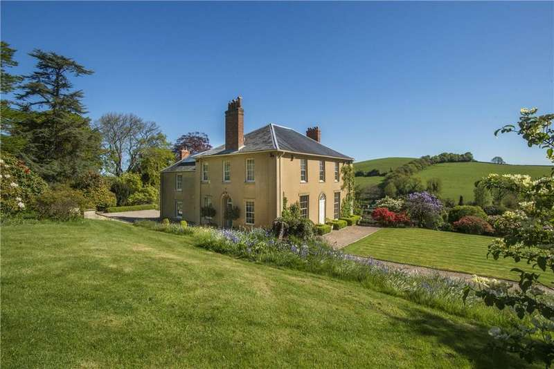 8 Bedrooms Detached House for sale in Elworthy, Lydeard St. Lawrence, Taunton, Somerset, TA4