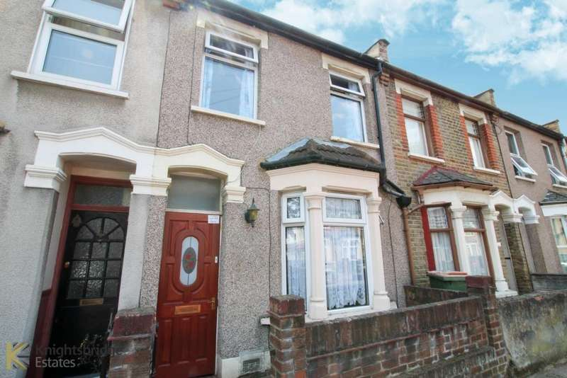 2 Bedrooms House for sale in Brock Road, London, E13