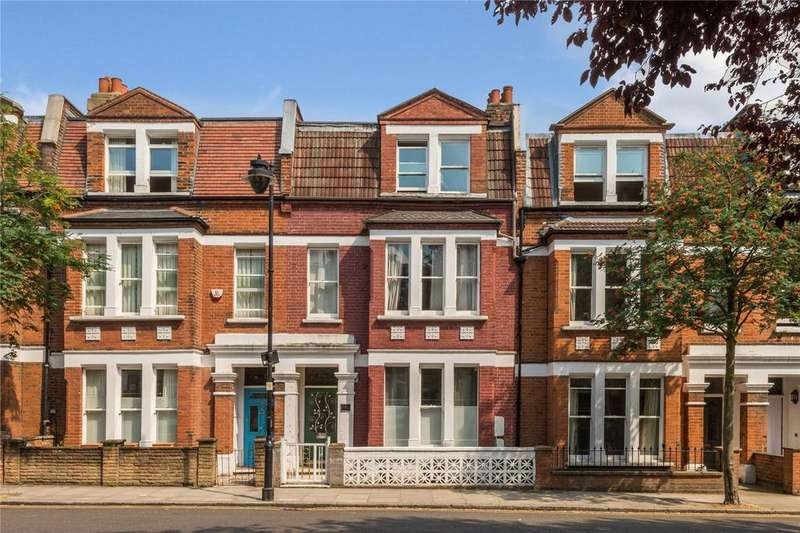 3 Bedrooms Terraced House for sale in Calabria Road, Highbury, London
