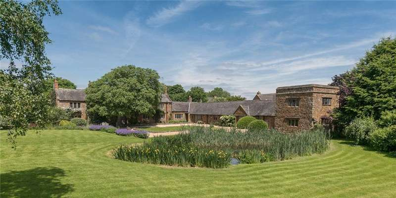 6 Bedrooms Detached House for sale in Knightcote, Southam, Warwickshire, CV47