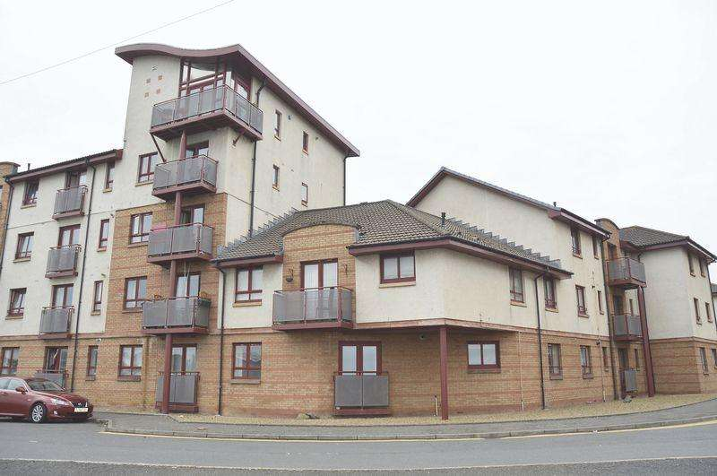 2 Bedrooms Flat for sale in Rowallan Court, Ayr