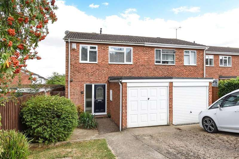 3 Bedrooms Semi Detached House for sale in Larkway, Flitwick, MK45