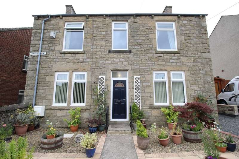 3 Bedrooms Detached House for sale in Consett Road, Consett, DH8