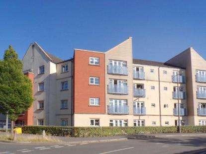 2 Bedrooms Flat for sale in Whistle Road, Mangotsfield, Bristol
