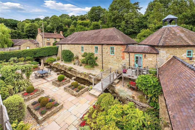 3 Bedrooms Barn Conversion Character Property for sale in The Dovecote, Bourton, Much Wenlock, Shropshire, TF13