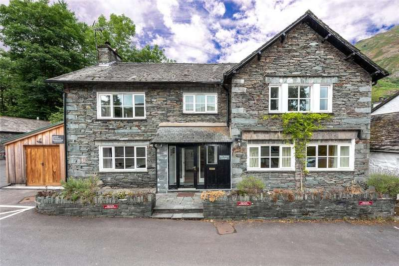 3 Bedrooms Detached House for sale in New Stickle Cottage, Great Langdale, Ambleside, Cumbria