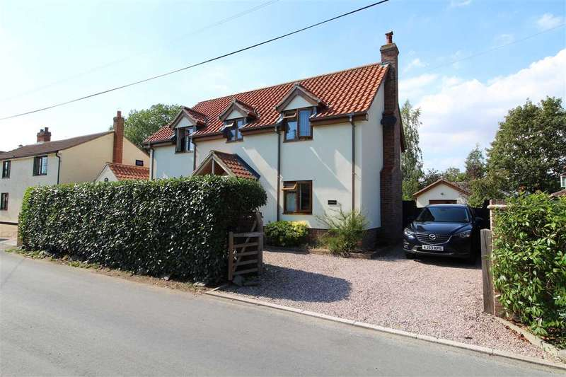 4 Bedrooms Detached House for sale in Linsdell, Brick Kiln Lane, Great Horkesley, Colchester