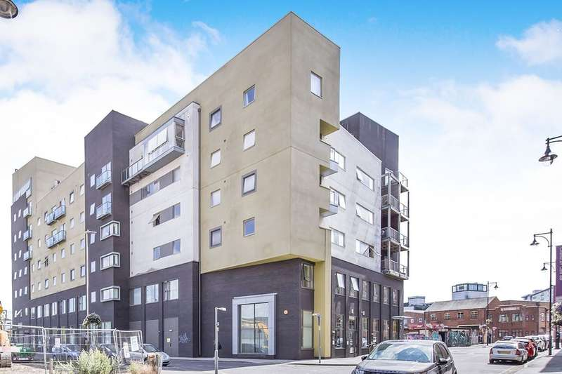 1 Bedroom Flat for sale in Morledge Street, Leicester, LE1