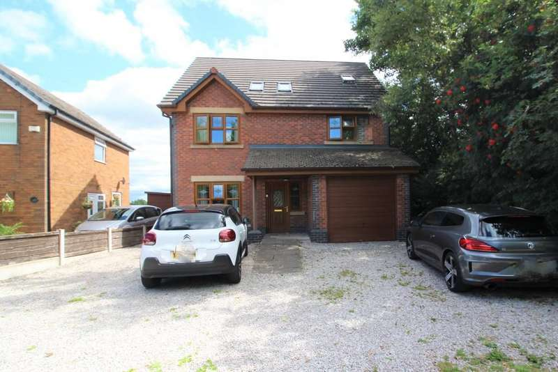 6 Bedrooms Detached House for sale in Westleigh Lane, Leigh