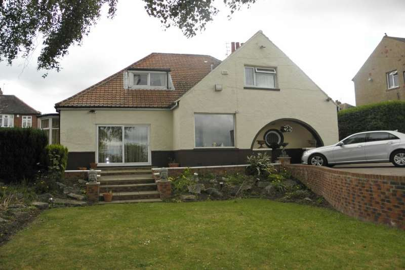 5 Bedrooms Detached House for sale in Westacre Gardens, Newcastle Upon Tyne, NE5