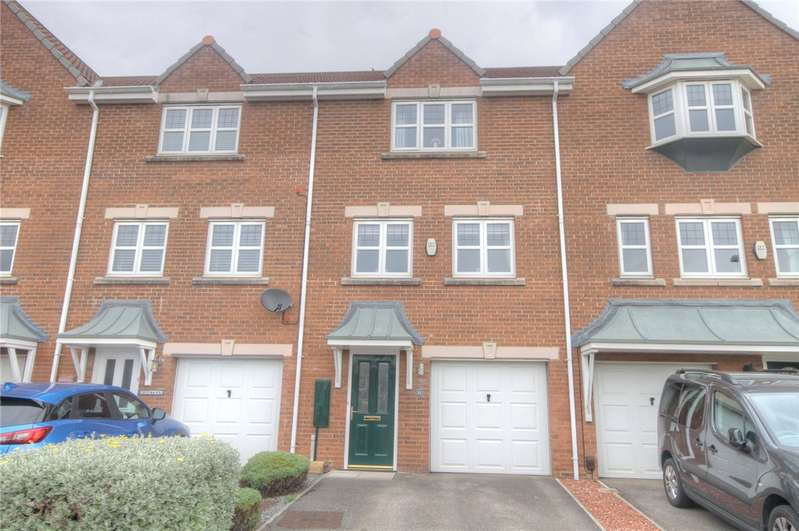 3 Bedrooms Terraced House for sale in Tebay Close, Darlington, DL1
