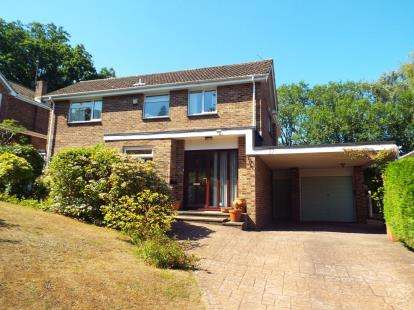 4 Bedrooms Detached House for sale in Bassett, Southampton, Hampshire