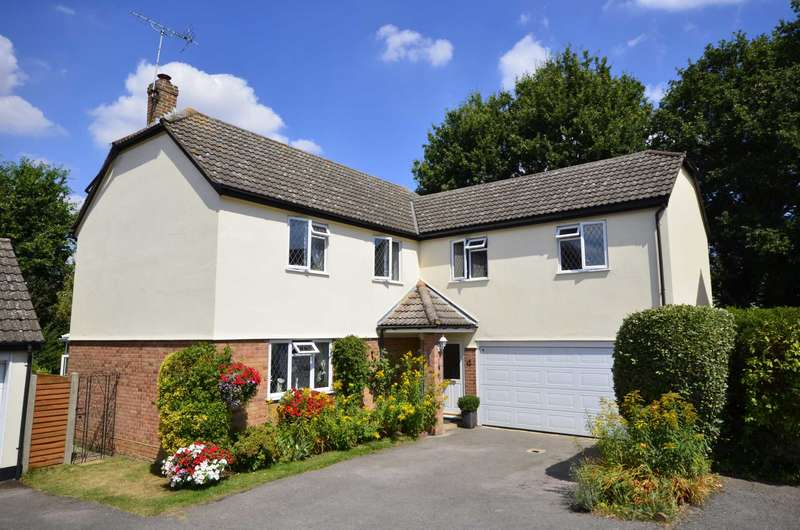 5 Bedrooms Detached House for sale in Epsom Close, Billericay