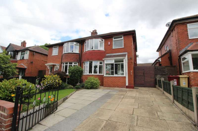 3 Bedrooms Semi Detached House for sale in 115 Long Lane, Bolton