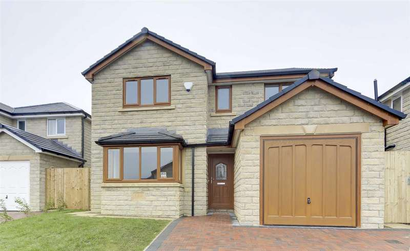 4 Bedrooms Detached House for sale in The Pendleton at The Hollins, Hollin Way, Rawtenstall, Rossendale